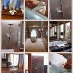 huge & beatiful bathroom