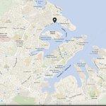 Plan des baies visitées au départ de Sliema