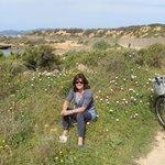 Fab bike trip along bay of Palma