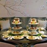Distinctly Knightsbridge Afternoon Tea