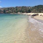 spiaggia del bamboo