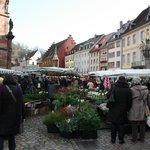 Piazza e mercato