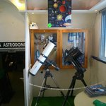 Telescope Are in the Shop