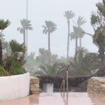 Un jour de pluie à l'hôtel (02/04/2014)