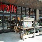 giraffe Leeds Trinity Centre