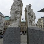 The Gates of Violence Monument in Vienna (1)