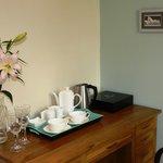 Applethwaite tea station