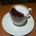 Enjoyed the Tiramisu and Cappuccino. Will be back.