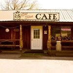 Old Timer Cafe, GREAT country cookin'