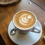 Flat White - JG Coffee