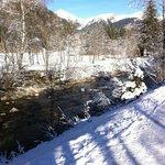 Romantische Winter-Idylle im Bad Gastein und Umgebung