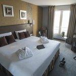 chambre king size Loire