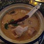 Coconut Chicken Soup(so amazing!)