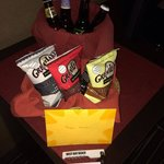 Tour Event Organizer Gift Basket