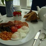 Our Full English Breakfast, or choose any combination.