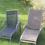 Deluxe garden furniture NOT!!!!!