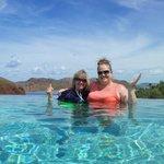Lake Argyle Resort & Caravan Park Infinity Pool