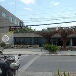 façade -restaurant