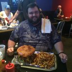 Fat Guys Burger Challenge