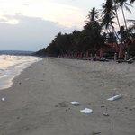 Beach in Mui Ne. This is real Vietnam.