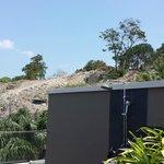 Douplex Suitterrasse Baustelle