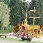 Wildpark spielplatz