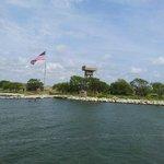 Fort Wool taken from Miss Hampton II Cruise