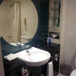 Salle de bain au Novotel Xinqiao Beijing