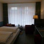 Auszeit Hotel - Blick in das Zimmer