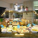 Auszeit Hotel - Frühstücksbuffett