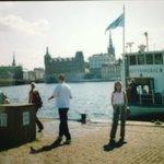 Battello per Drottningholm