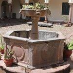 Fonte construída em 1650 aprox.