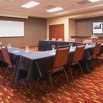 Syrah Meeting Room – U-Shape Setup