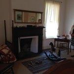 Inside the childhood bedroom of Tommy Woodrow Wilson