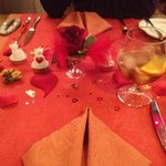 Onze tafel
