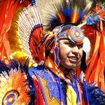 The Native American Dancer