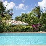 second pool near the beach