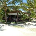 Restaurent beach