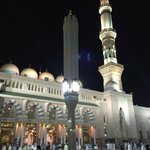 The beautiful holy mosque
