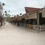 Boutiques beach