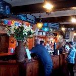 Bar area Marsden Grotto