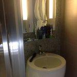 bathroom room 206