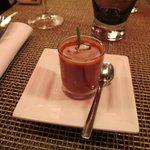 salsa di pomodoro con aromi