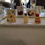 Outstanding 'Art Tea' ( 2nd course of Afternoon tea)