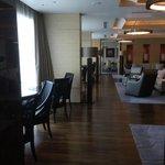 Executive Lounge.