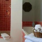 Salle de bains Suite 1