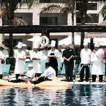 Chefs Poolside