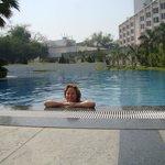 Excelente...piscina muito limpa!