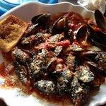 Mussels Marinara - Outstanding Flavor