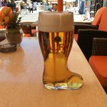 The Awsome Beer Boot